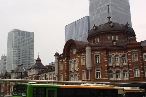 東京駅を訪ねて7 by leicadaisuki