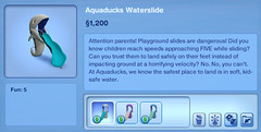 Aquaducks Waterslide