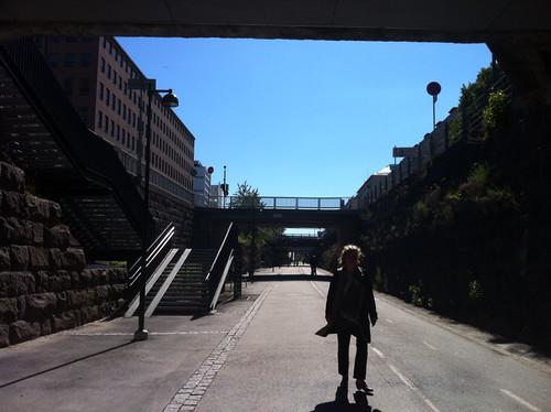 Pyöräreitti Helsinki
