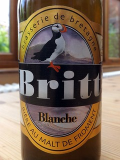 52 beers 5 - 43, Bretagne, Britt Blanche, France