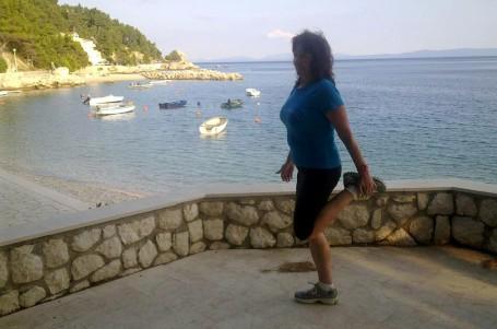 SERIÁL: Po pár týdnech tréninku mě zradilo tělo