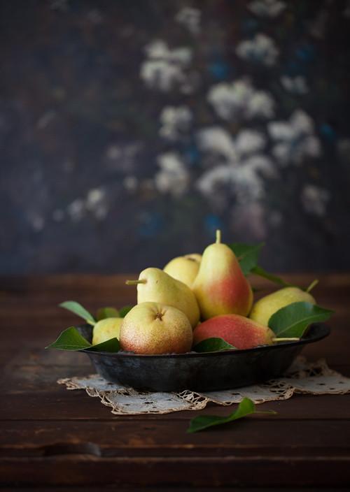 Pear Oatmeal 1
