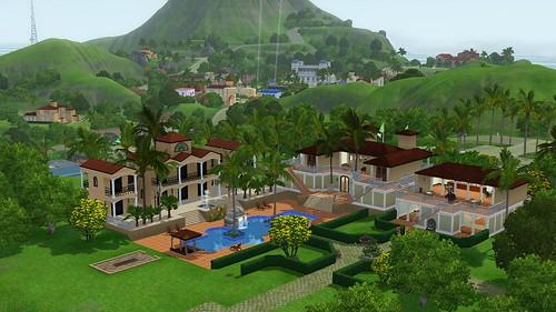 Sims 3 Island Paradise Resort Guide The Sims 3 Islan...