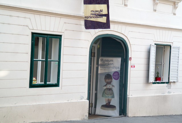 Museum of Broken Relationship Zagreb