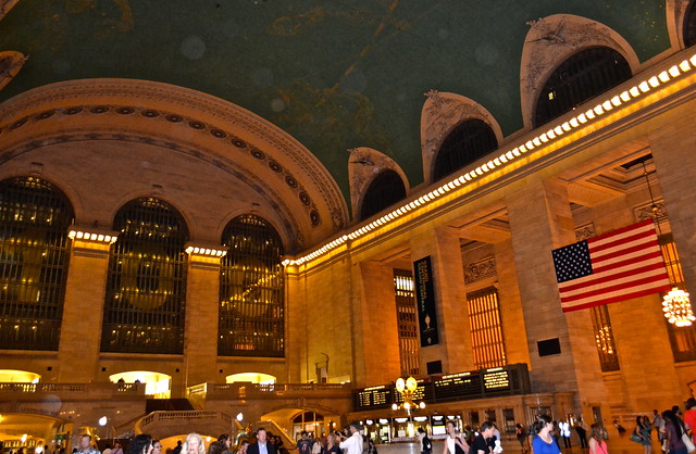 history of grand central station