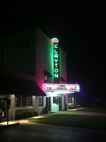 The Clayton Theatre