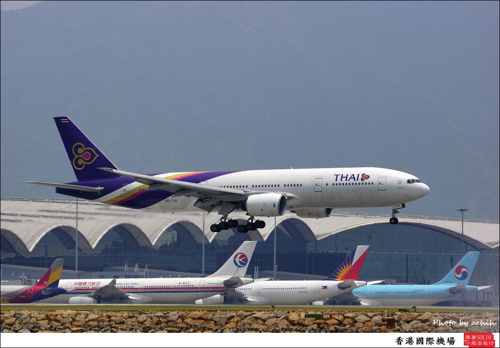 Thai Airways International HS-TJH-003