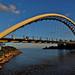 Humber River Gateway Bridge, Lake Ontario (Explored on July 24, 2013)