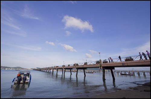 Chalong Pier, Phuket