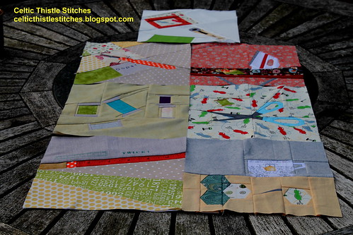 Seven And Sew On blocks