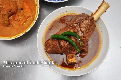Massaman Lamb Shank 1