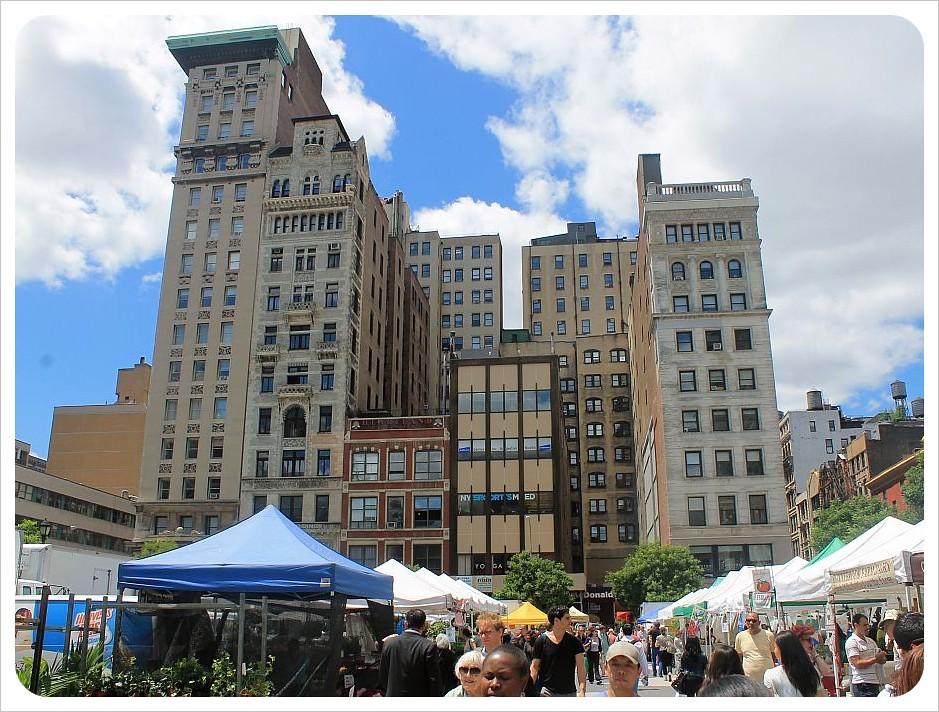 new york union square farmers market