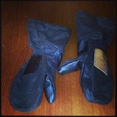 textile, blue, glove,
