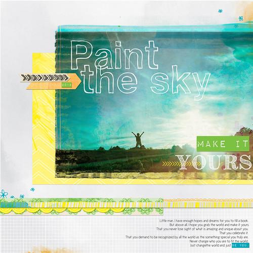 2013 Paint the Sky