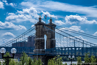 John A. Roebling Suspension Bridge