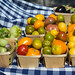 Tomatillos and Tomatoes by photofiend358