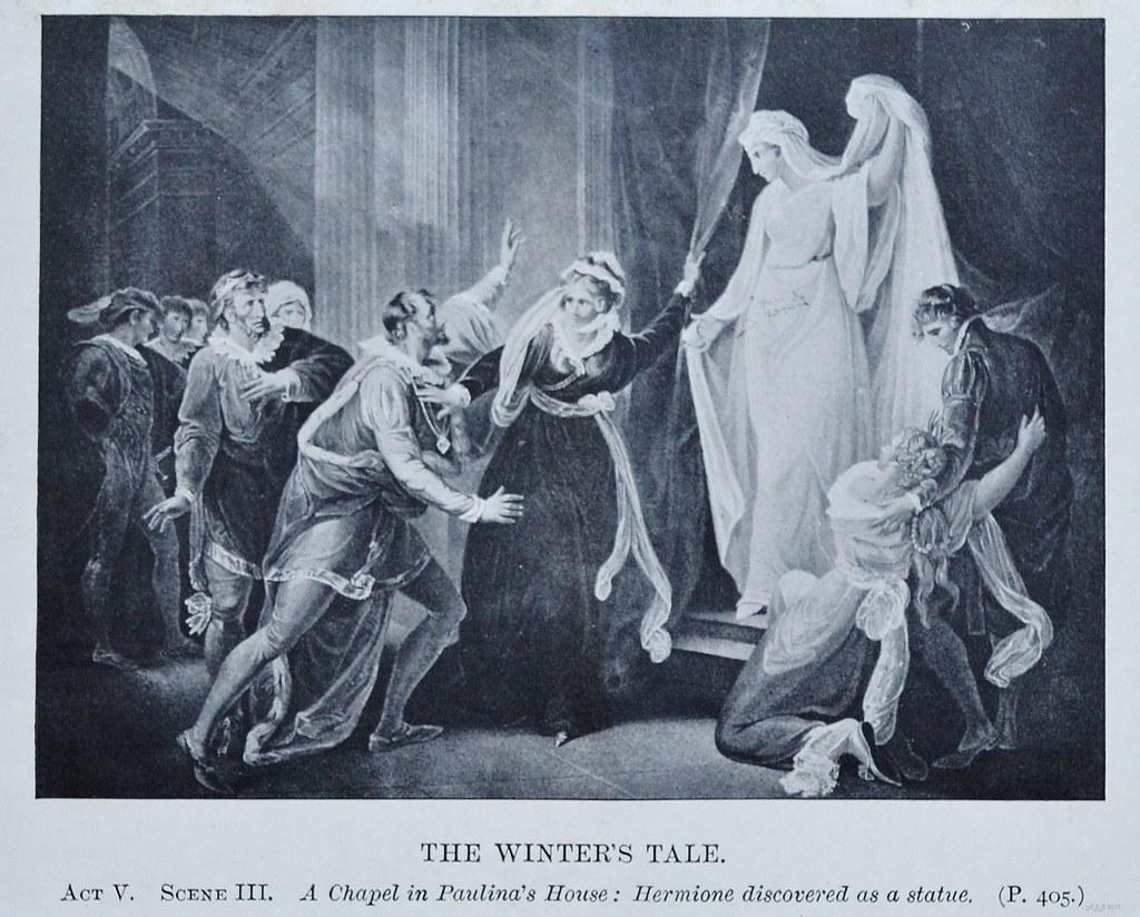 winter's tale shakespeare bilaketarekin bat datozen irudiak