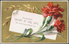 Hagan's Gallery of Fine Arts, 258 Westminster St. [front]