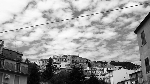 Sersale Clouds - Italy