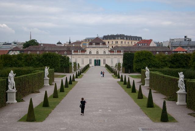 Österreichische Galerie Belvedere ⑦
