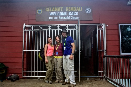 We made it! Kinabalu in 1 day!