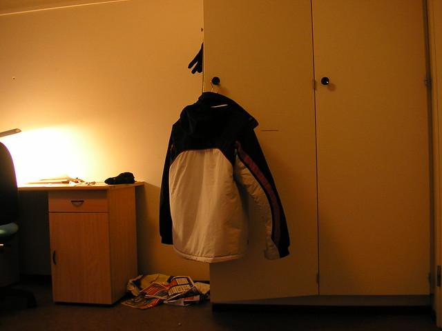 Una chaqueta North Face