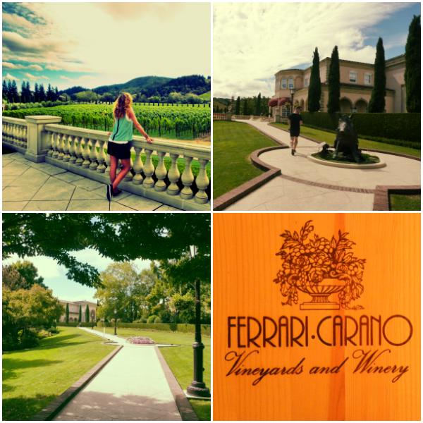 Ferrari Carano Winery