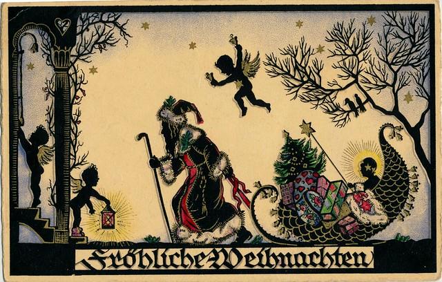 Christmas a gallery on flickr for Scherenschnitt weihnachten