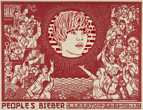 PEOPLE'S BIEBER by WilliamBanzai7/Colonel Flick