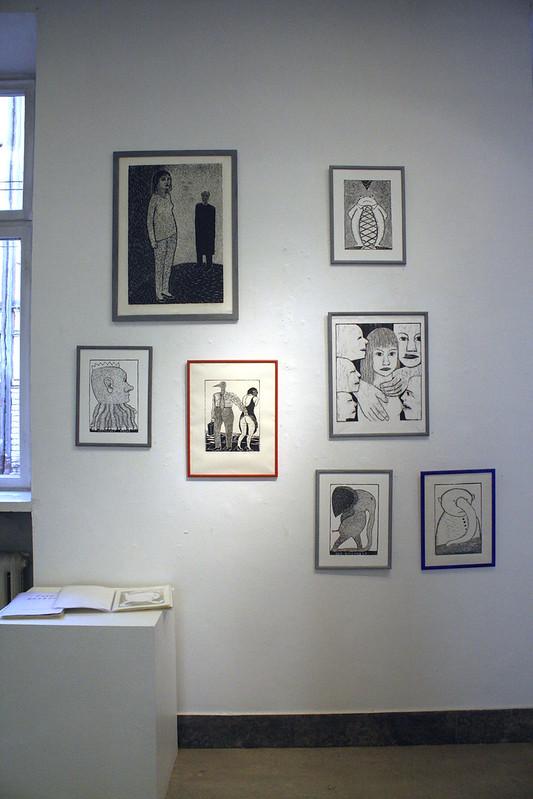 Ulla Wennberg – grafik