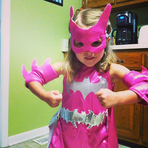 BatGirl is in the house!