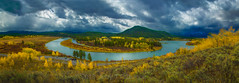 Autumn Around Oxbow Bend