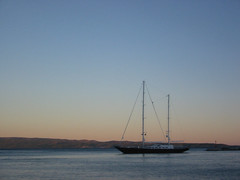 Anchored in Split