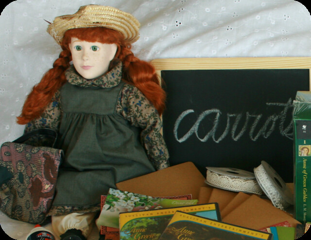 Anne of Green Gables package 03
