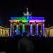 "Brandenburger Tor: ""City Life - City Lights"" | 3D Video Mapping | FESTIVAL OF LIGHTS 2013"
