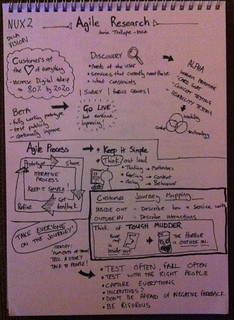 Jamie Trollope - Agile & User Research 2