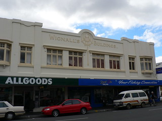 Wignall's Buildings, Hobart