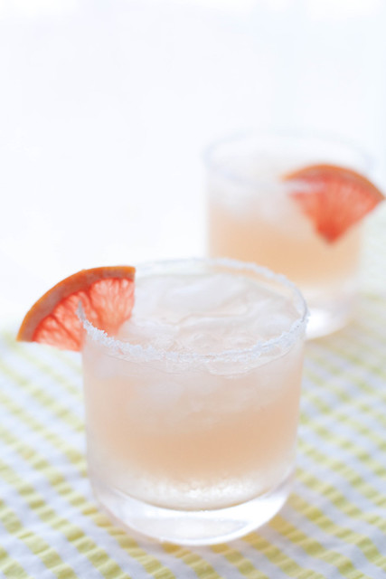 Perfect Pair: A Paloma Cocktail for Josie