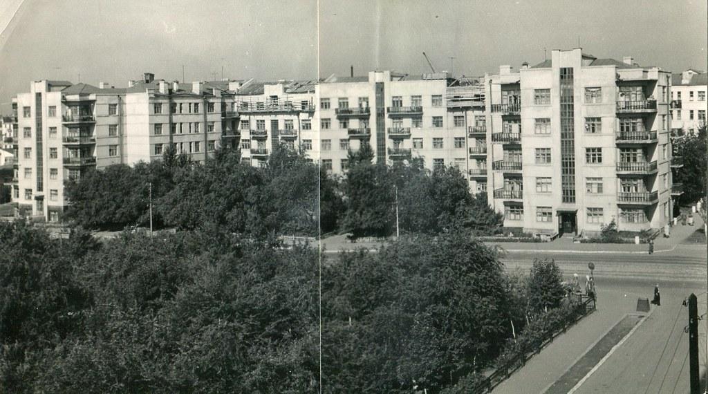 89_1_Дом Специалистов на Ленинградской улице_конструктивизм, 30-е годы