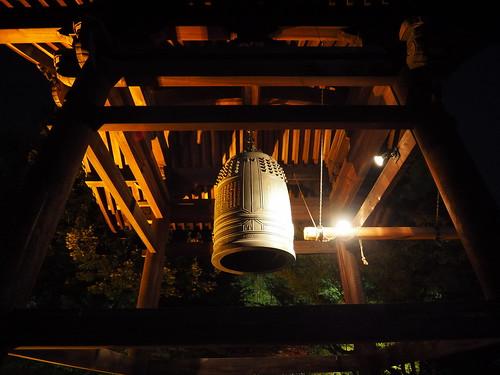 高台寺 鐘楼