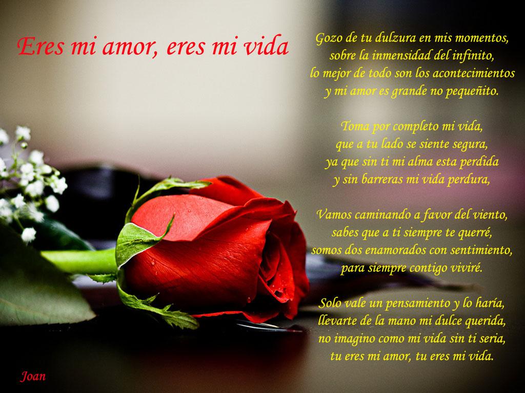 Imagenes con frases de eres el amor de mi vida eres el amor de mi vida eres el amor de mi vida