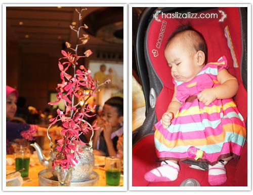11052472264 38066249a4 o Kenduri Kahwin dan bunga tisu ros yang cantik