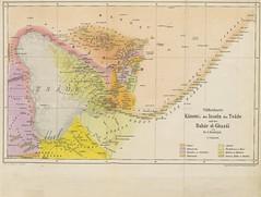 """British Library digitised image from page 855 of """"Sahărâ und Sûdân. Ergebnisse sechsjähriger Reisen in Afrika. (Thl. 3 herausgegeben von E. Groddeck.)"""""""