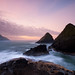 Heceta Headlands Sunrise by Andrew Kumler