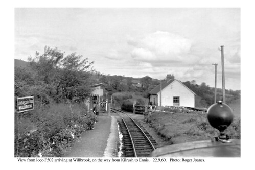 ireland blackwhite railways willbrook