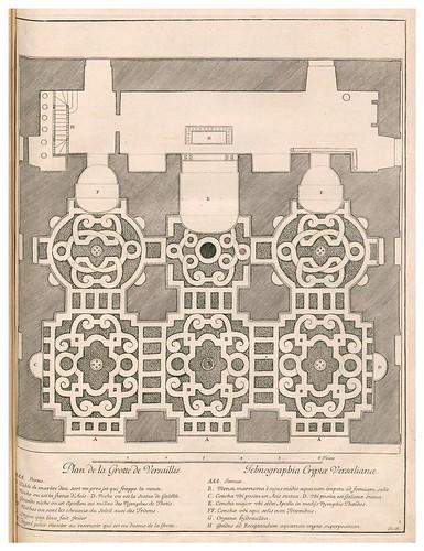 001-Description de la grotte de Versailles-1679- André Félibien- ETH-Bibliothek-e-rara