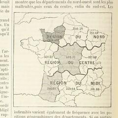 """British Library digitised image from page 130 of """"Dictionnaire des sciences anthropologiques ... publié sous la direction de A. Bertillon, Coudereau, A. Hovelacque, Issaurat [and others], etc"""""""
