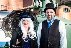 STEAMPUNKS IN SPACE - ABBEY PUMPING STATION 30th NOVEMBER 2013