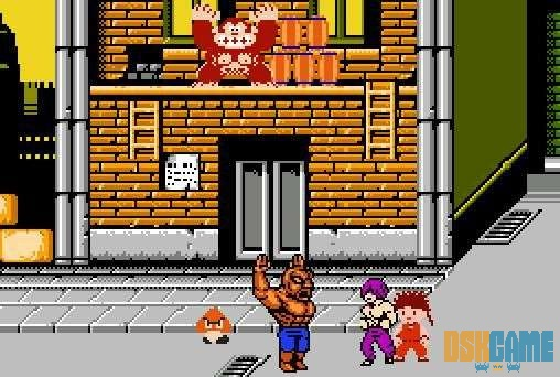 Abobo's Big Adventure gameplay