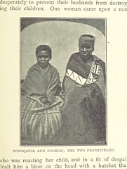 Image taken from page 253 of 'Pambaniso, a Kaffir hero: or, Scenes from savage life. An historical Kaffir tale'